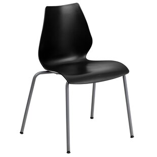 Armless Cresswell Stacking Chair by Ivy Bronx
