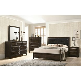 Meryl Panel Configurable Bedroom Set