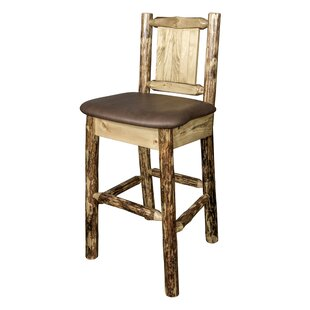 Southborough 24 Square Bar Stool Loon Peak