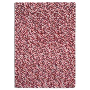 Beans Pink Grey Area Rug