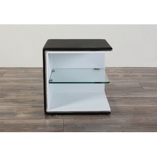 Modern Nightstand by Greatime