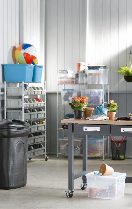 Traditional Garage Design Photo By Wayfair