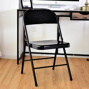Affordable Price Metal Folding Chair (Set of 4) by Costway Reviews (2019) & Buyer's Guide
