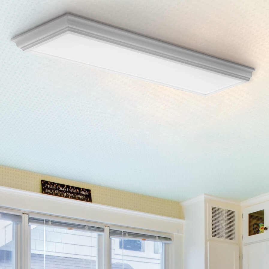Flush Mount Rectangular Kitchen Light Cheap Buy Online