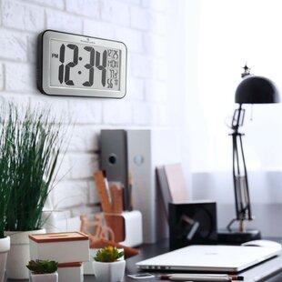 Electric Atomic Clock Wayfair