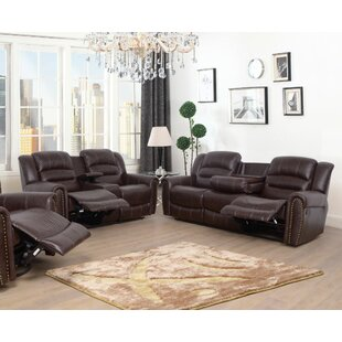 Reviews Kaeden 2 Piece Reclining Living Room Set by Red Barrel Studio Reviews (2019) & Buyer's Guide