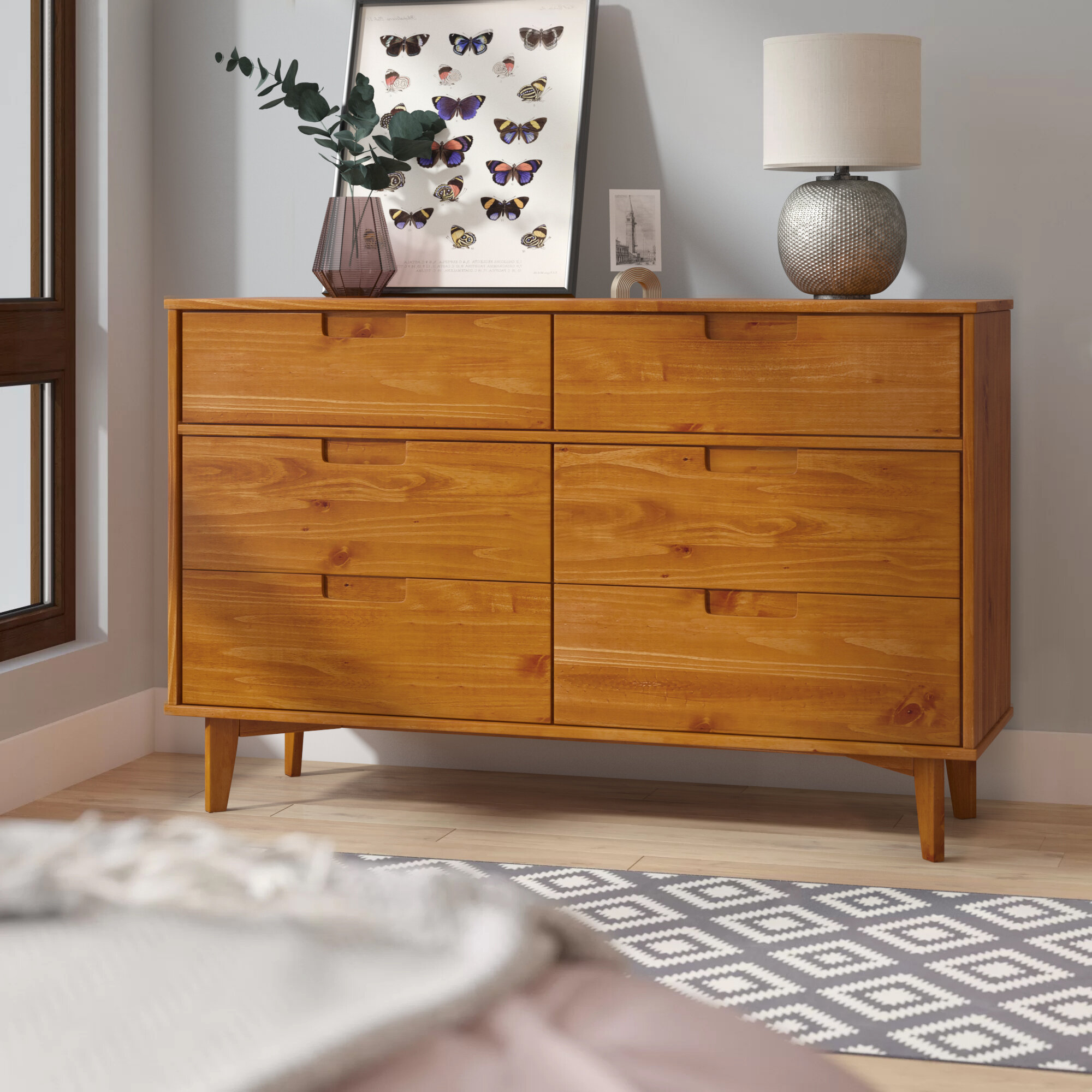 Hashtag Home Winters 6 Drawer Chest