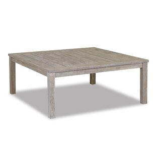 Cassia Teak Coffee Table Wayfair
