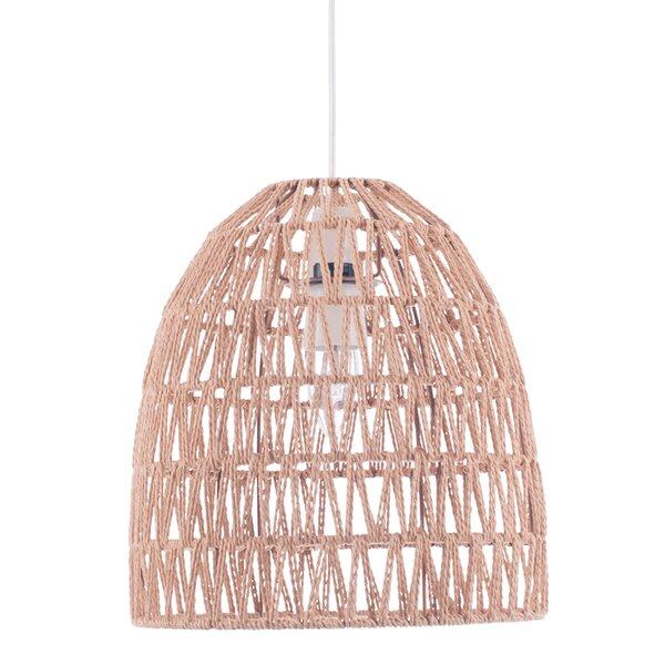 pacific lifestyle 26 cm lampenschirm bowline aus papier bewertungen. Black Bedroom Furniture Sets. Home Design Ideas