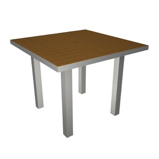 POLYWOOD® Euro Dining Table