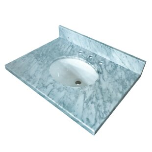 36 Single Bathroom Vanity Top by Kingston Brass