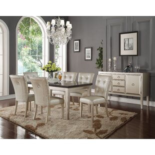 Iris Side Chairs (Set of 2) A&J Homes Studio