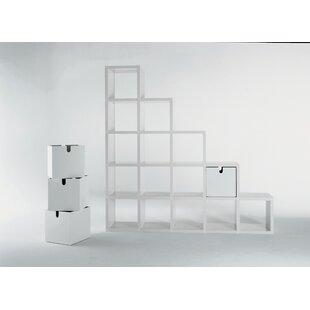 Polvara Cube Bookcase By Kartell