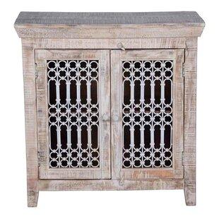 Villela 2 Door Accent Cabinet by Ophelia & Co.