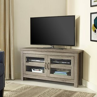 Wood And Steel Tv Stand | Wayfair