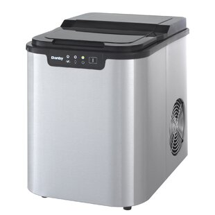 25 lb. Daily Production Portable Ice Maker