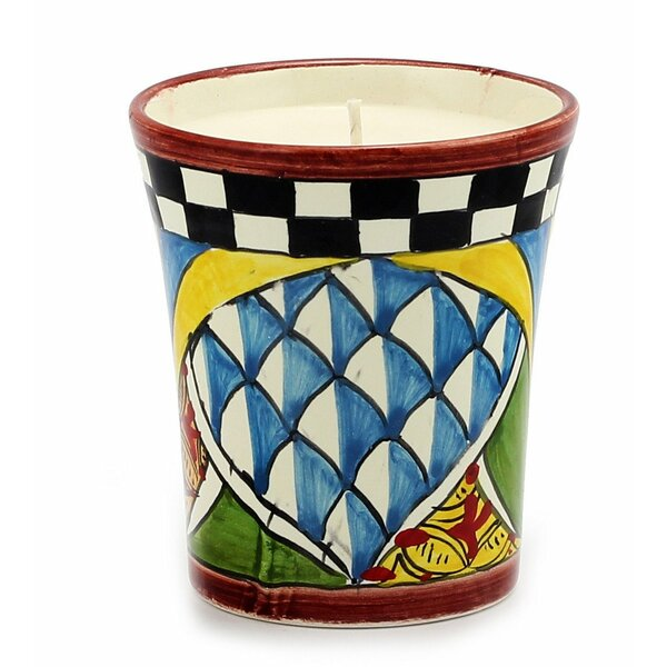 Select Gaudi Natale Blue Spruce Scented Jar Candle By World Menagerie On The Internet