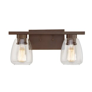 Inexpensive Picher 2-Light Vanity Light By Laurel Foundry Modern Farmhouse