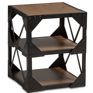 Cheyne End Table by Williston Forge