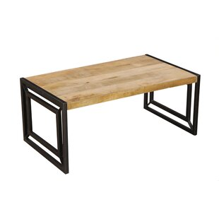 Zebediah Frame Coffee Table by Union Rustic #2