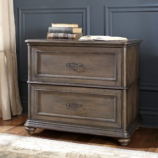 Westgrove 2-Drawer Lateral Filing Cabinet by Birch Lane™ Heritage