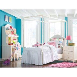 Summerset Metal Canopy Customizable Bedroom Set by LC Kids