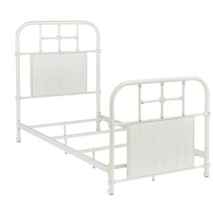 August Grove Castellanos Panel Bed