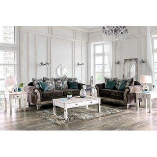 Westerly 2 Piece Living Room Set by Astoria Grand SKU:DD834690 Reviews