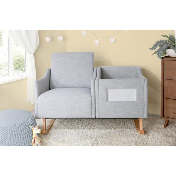 new style ac746 7e606 big and tall rocking chair You'll Love in 2019 | Wayfair