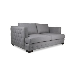 Menchen Plush Deep Sofa