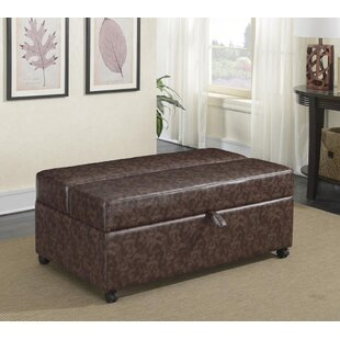 Pei Sleeper Storage Ottoman by Latitude Run