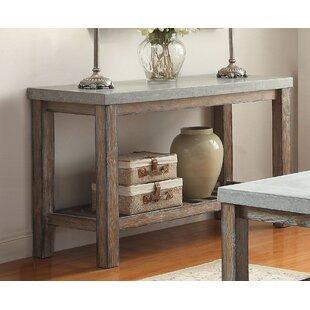 Gracie Oaks Mulga Console Table
