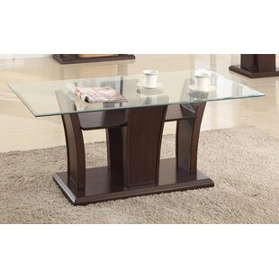 Compare Bruening Coffee Table by Latitude Run
