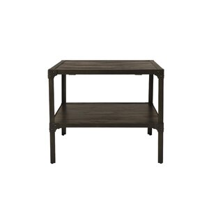 Affordable Price Drusilla End Table by 17 Stories