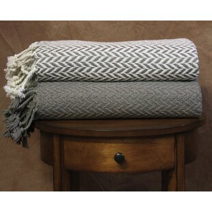 Wallasey Cotton Throw Blanket