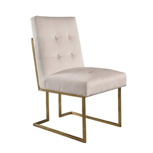 Greenwich Velvet Upholstered Dining Chair Mercer41