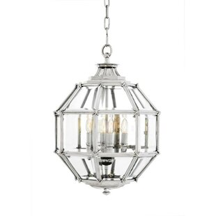 Owen 4-Light Lantern Pendant by Eichholtz