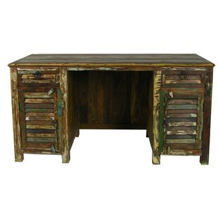 Mcdonnell Executive Desk by Bloomsbury Market 2019 Coupon