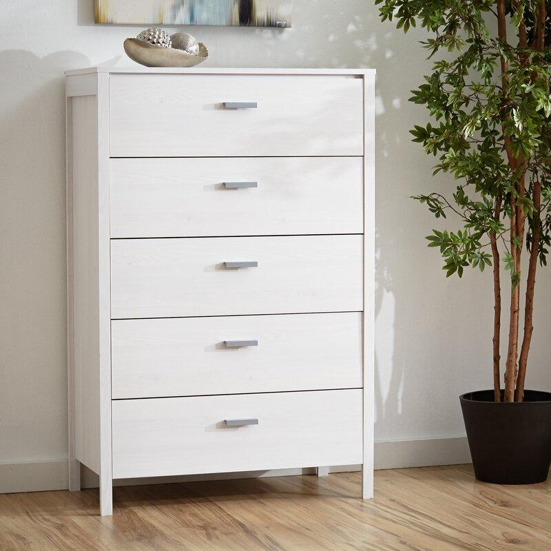 lorraine 5 drawer chest
