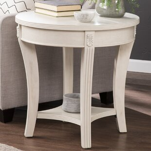 Botello End Table by Alcott Hill