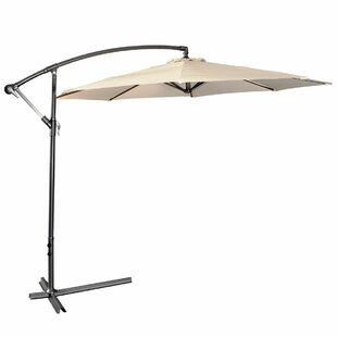Imogen Hanging Offset 10' Cantilever Umbrella