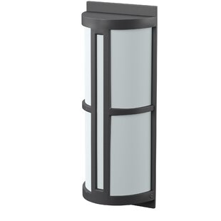 Douberly 1-Light Outdoor Flush mount