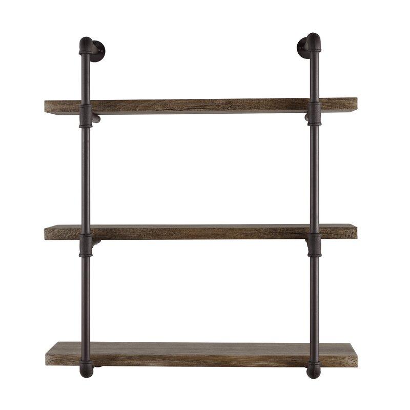 Kennard 3 Tier Wall Shelf