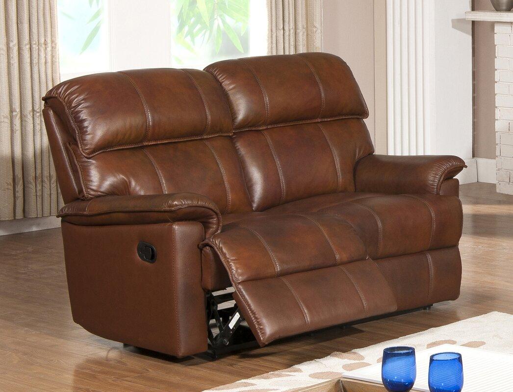 hydeline furniture 2 sitzer sofa solenson ii aus leder bewertungen. Black Bedroom Furniture Sets. Home Design Ideas