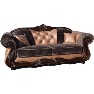 Bellagio Leather Sofa by Gardena Sofa
