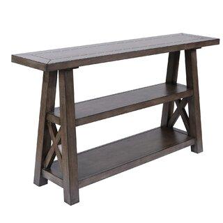 "Pappalardo 58"" Console Table by Gracie Oaks SKU:DA931859 Details"