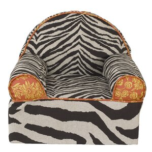 Sumba Kids Cotton Foam Chair by Cotton Tale