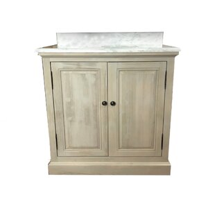Roxie 36 Double Bathroom Vanity by Alcott Hill
