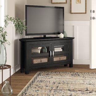Filomena Corner TV Stand for TVs up to 48 by Birch Lane™ Heritage