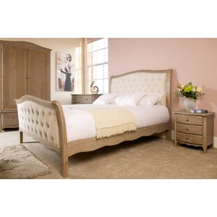 Apolline Upholstered Bed Frame By Lily Manor